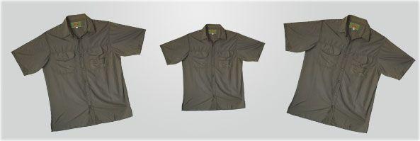 Technical Short Sleeve Shirt
