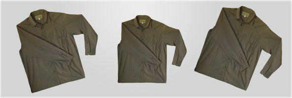 Technical Long Sleeve Shirt.