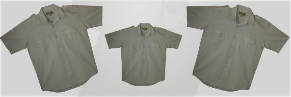 Hardekool Short Sleeve Hunting Shirt