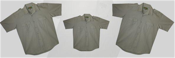 Hardekool Short Sleeve Hunting Shirt