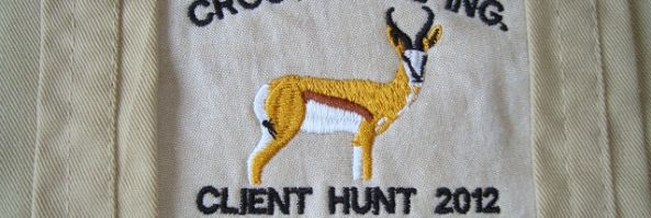Corporate Hunt – Hunting Caps and Hunting Shirts.