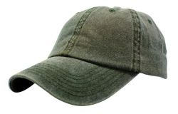 Olive Green Hunting Cap