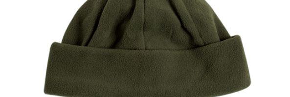 Premium Fleece Beanie – Olyf Groen