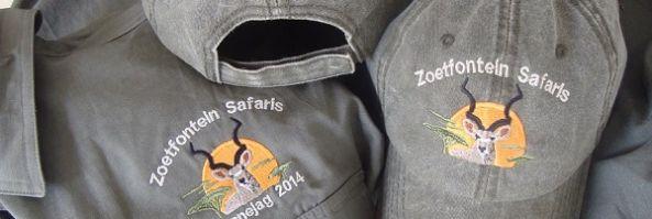 Zoetfontein Jag groep – Hemde en pette