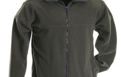 Long sleeve Hunting Fleece Jacket