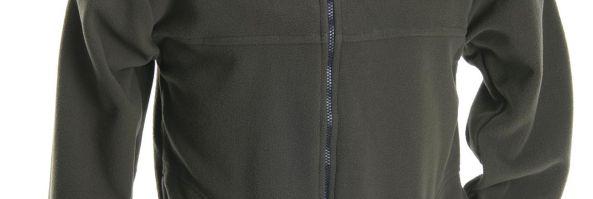 Long sleeve Hunting Fleece Jacket.