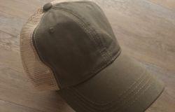 Olive and Khaki Trucker Cap